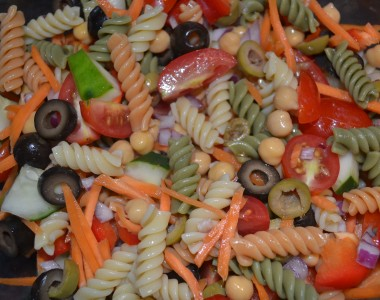 We're Surrounded…. By Summer Salads